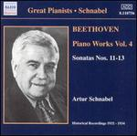 Beethoven: Piano Works, Vol. 4