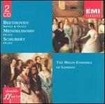 Beethoven: Septet; Octet; Mendelssohn: Octet; Schubert: Octet