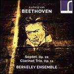Beethoven: Septet, Op. 20; Clarinet Trio, Op. 11