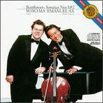 Beethoven: Sonatas for Cello & Piano Nos. 1 & 2