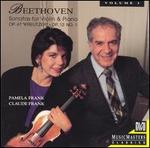 "Beethoven: Sonatas for Violin & Piano, Op. 47 ""Kreutzer"" & Op. 12/1"
