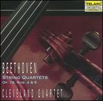 Beethoven: String Quartets, Op. 18, Nos. 4 & 5