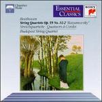 Beethoven: String Quartets Op. 59, Nos. 1 & 2