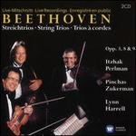 Beethoven: String Trios Opp. 3, 8 & 9