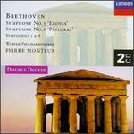 Beethoven: Symphonies Nos. 1, 3, 6, 8