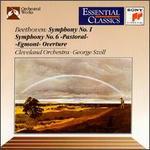 Beethoven: Symphonies Nos. 1 & 6; Egmont Overture
