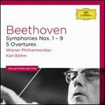Beethoven: Symphonies Nos. 1-9 -
