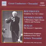 Beethoven: Symphony No. 5; Mendelssohn: A Midsummer Night's Dream; Dukas: The Sorcerer's Apprentice
