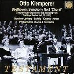"Beethoven: Symphony No. 9 ""Choral"" [1957 Live Reoording]"