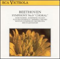 "Beethoven: Symphony No. 9 ""Choral"" - Jane Marsh (soprano); Josephine Veasey (mezzo-soprano); Plácido Domingo (tenor); Sherrill Milnes (baritone);..."