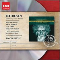 Beethoven: Symphony No. 9 'Choral' - Barbara Bonney (soprano); Birgit Remmert (contralto); Kurt Streit (tenor); Thomas Hampson (baritone);...