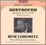 Beethoven: Symphony No. 9; Egmont Overture