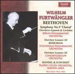 Beethoven: Symphony No. 9; Overtures, etc.