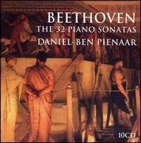 Beethoven: The 32 Piano Sonatas - Daniel-Ben Pienaar (piano)