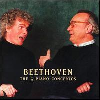 Beethoven: The 5 Piano Concertos - Alfred Brendel (piano); Wiener Philharmoniker; Simon Rattle (conductor)