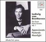 Beethoven: The Great Piano Sonatas, Vol. 1