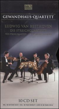 Beethoven: The String Quartets - Claudius Herrmann (viola); Dietmar Hallmann (speech/speaker/speaking part); Dietmar Hallmann (viola); E. Wollgandt (violin);...