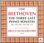 Beethoven The Three Last Piano Sonatas