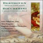 Beethoven: Triple Concerto; Boccherini: Cello Concerto No. 3