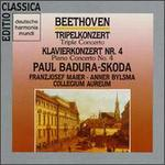 Beethoven: Triple Concerto; Piano Concerto No. 4