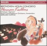 Beethoven: Violin Concerto; Egmont Overture