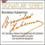 Beethoven: Violin Concerto; Lalo Symphonie Espagnole