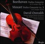Beethoven: Violin Concerto; Mozart: Violin Concerto No. 3
