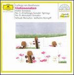 Beethoven: Violin Sonatas 5 & 9 [European Import] - Wilhelm Kempff (piano); Yehudi Menuhin (violin)