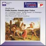 Beethoven: Violin Sonatas Nos. 5, 9, & 10