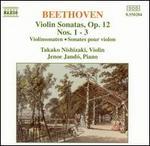 Beethoven: Violin Sonatas, Op. 12, Nos. 103