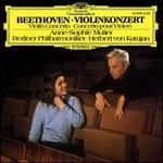 Beethoven: Violinkonzert - Anne-Sophie Mutter (violin); Berlin Philharmonic Orchestra; Herbert von Karajan (conductor)