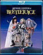 Beetlejuice [Deluxe Edition] [French] [Blu-ray] - Tim Burton