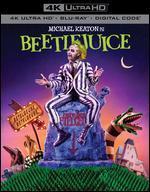 Beetlejuice [Includes Digital Copy] [4K Ultra HD Blu-ray/Blu-ray]