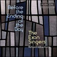 Before the Ending of the Day - Jonathan Vaughn (organ); Leoma Dyke (soprano); Mary Ceciley Fraser (soprano); Matthew Sandy (tenor); Matthew Sandy (cantor);...