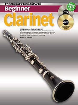 Beginner Clarinet - Gelling, Peter
