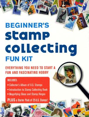 Beginner's Stamp Collecting Fun Kit: Everything You Need to Start a Fun and Fascinating Hobby - Dover Publications Inc (Creator)