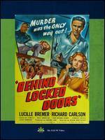 Behind Locked Doors - Budd Boetticher