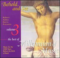 Behold, and See - Academy of Ancient Music; Bach Collegium Japan; Bernhard Hunziker (tenor); David Schrader (harpsichord); Ensemble Daedalus;...