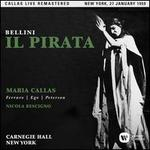 Bellini: Il Pirata (New York, 1959)