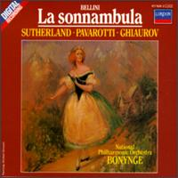 Bellini: La Sonnambula - Della Jones (vocals); Isobel Buchanan (vocals); Joan Sutherland (vocals); John Tomlinson (vocals);...