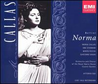 Bellini: Norma (London, 1952) - Ebe Stignani (vocals); Giacomo Vaghi (vocals); Joan Sutherland (vocals); Maria Callas (vocals); Mirto Picchi (vocals);...