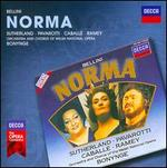 Bellini: Norma - Diana Montague (vocals); Joan Sutherland (vocals); Kim Begley (vocals); Luciano Pavarotti (vocals); Montserrat Caballé (vocals); Samuel Ramey (vocals); Welsh National Opera Chorus (choir, chorus); Welsh National Opera Orchestra
