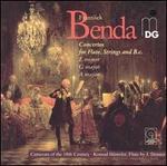 Benda: Concertos for Flute