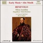 Benevolo: Missa Azzolina; Magnificat; Dixit Dominus - Le Concert Spirituel Orchestra & Chorus