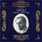 Beniamino Gigli, Vol. 2