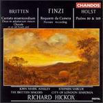 Benjamin Britten: Cantata misericordium; Deus in adjutorium meum; Chorale; Gerald Finzi: Requiem da Camera