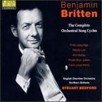 Benjamin Britten: The Complete Orchestral Song Cycles - Alan Fearon (tympani [timpani]); Ann Murray (vocals); Christina Rhys (harp); Colin Kellett (horn); David Haslam (flute);...