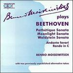 Benno Moiseiwitsch Plays Beethoven