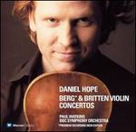 Berg, Britten: Violin Concertos