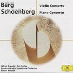 Berg: Violin Concerto; Schoenberg: Piano Concerto